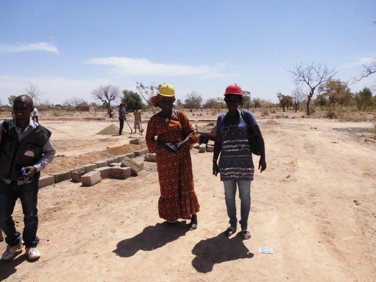 YILEMDE: Mme Zerbo und Mme Kargougou